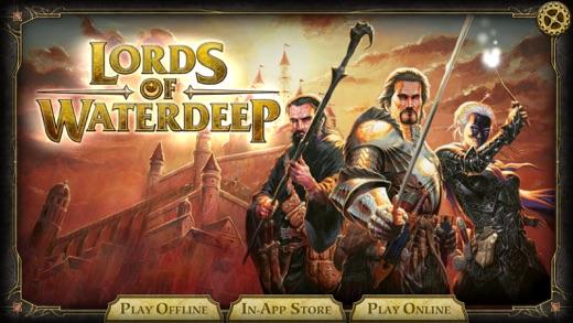 D&D Lords of Waterdeep Screenshots