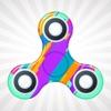 Fidget Spinner Simulator 2: Hand Spins Sim