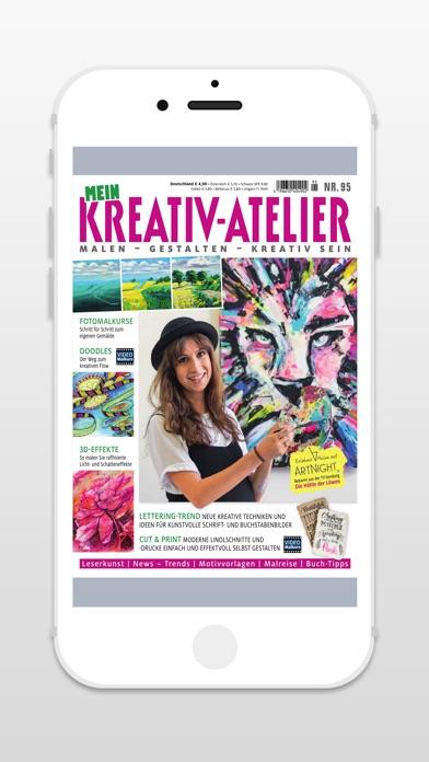 download Mein Kreativ Atelier - Magazin apps 3