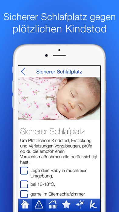 Baby Sicherheit PRO Screenshots