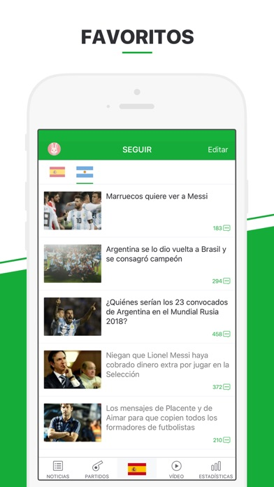 download All Football - Scores & News apps 2