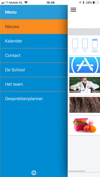 Bs van Lingenschool screenshot 2