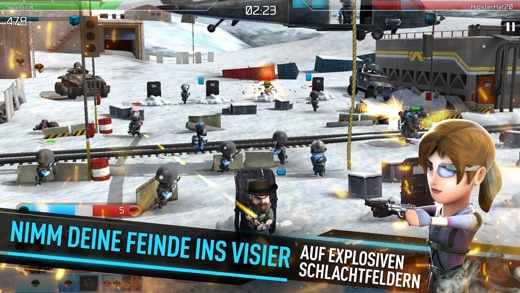 WarFriends: PVP-Shooter-Spiel Screenshot