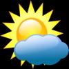 Aktuelle Wetterkarte