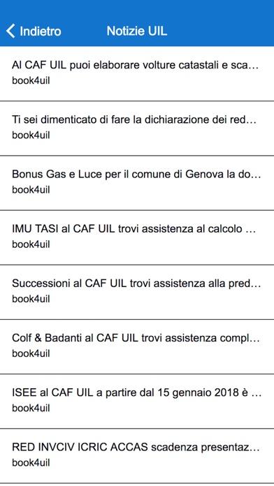 Screenshot of UIL Liguria3