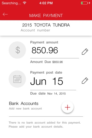 Toyota Financial Payment >> Download Mytfs Toyota Financial App For Iphone And Ipad