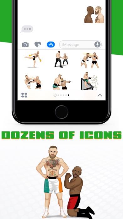 download MacMoji ™  by Conor McGregor apps 3