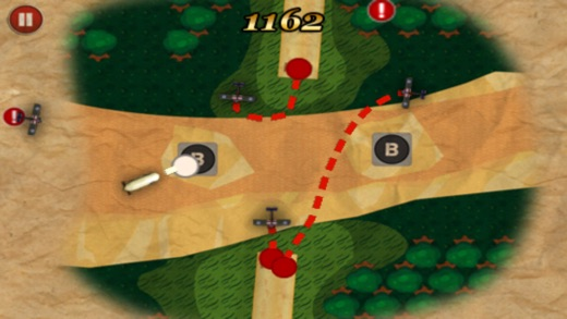 Red Baron's Revenge Screenshots