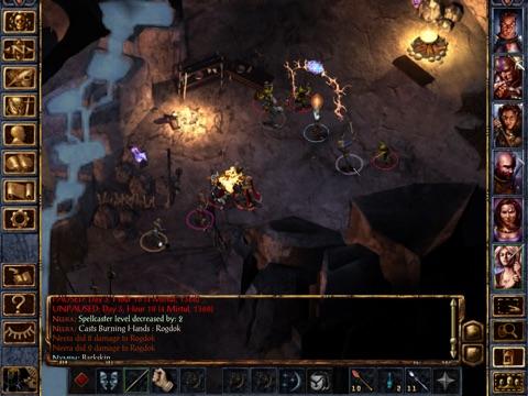 Baldur's Gate Скриншоты10
