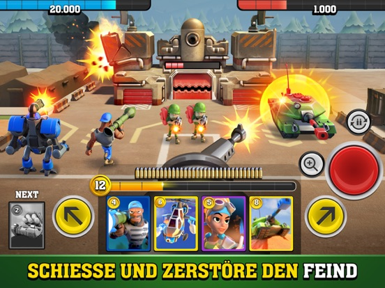 Screenshot 1 Mighty Battles