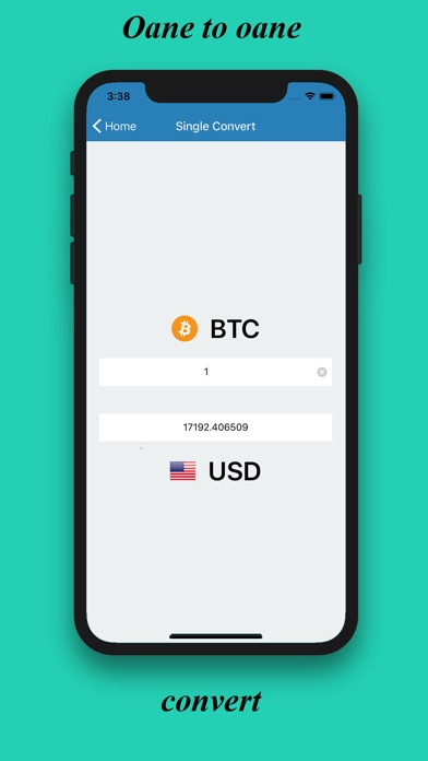 Screenshot for Converter Cryptocurrency in Kazakhstan App Store