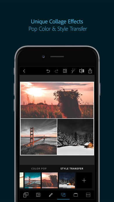 download Adobe Photoshop Express apps 4