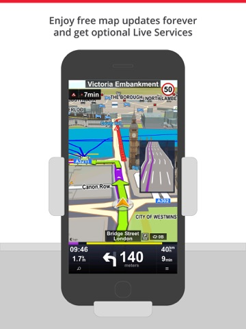 Car Navigation: GPS & Maps screenshot 2