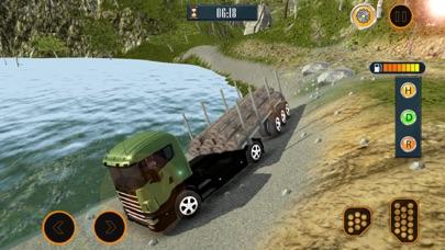 Водитель грузовика: Автостоянка автомобилей Скриншоты4