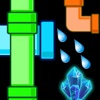 Plumber Puzzle : Glow Color Pipe Classic Games