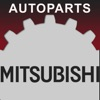 Autoparts for Mitsubishi