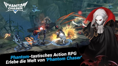 Phantom Chaser iOS Screenshots