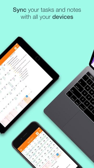 NotePlan: Markdown Todo-List, Notes and Calendar Screenshot 5