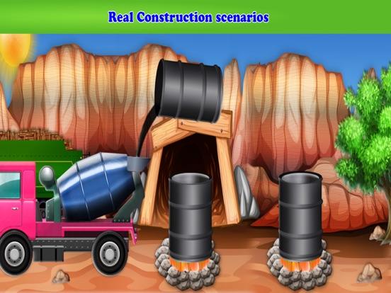 Строительство и строительство дорог Скриншоты9