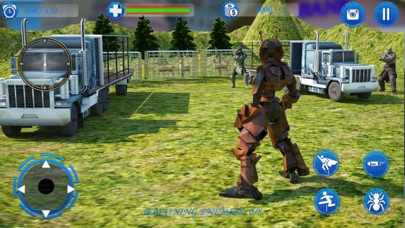 Ant Hero Super Transformation: Jungle Rescue screenshot 4