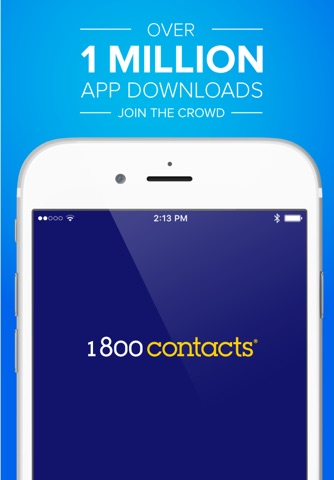 1-800 Contacts screenshot 1