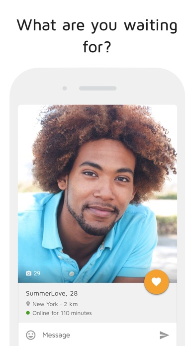 JAUMO Flirt Chat Screenshots