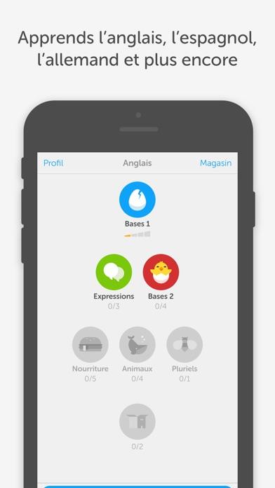 download Duolingo - Apprends l'anglais, l'espagnol … apps 0