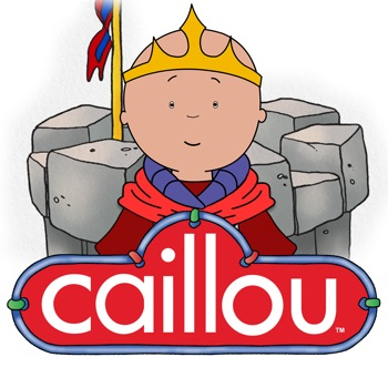 Caillou's Castle app for iphone