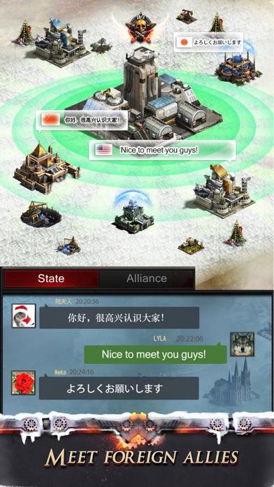 Last Empire – War Z: Strategy Screenshot