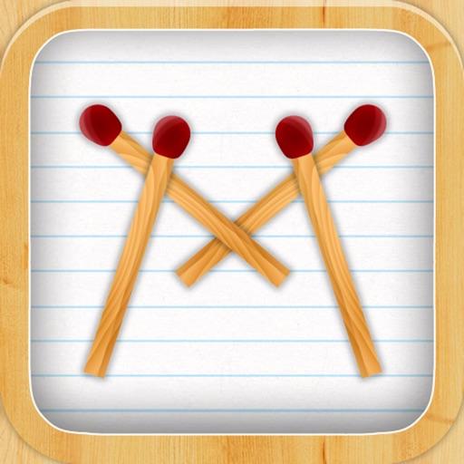 火柴数字解谜:Matchmatics – The Matchstick Math Puzzle Game