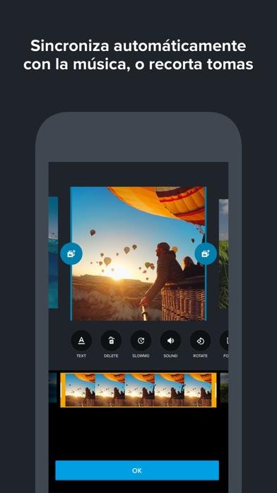 download Quik - Editor de video GoPro apps 1