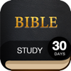 30 Day Bible Study Challenge - Offline Study Bible