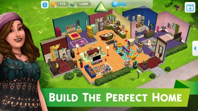 download The Sims™ Mobile apps 3