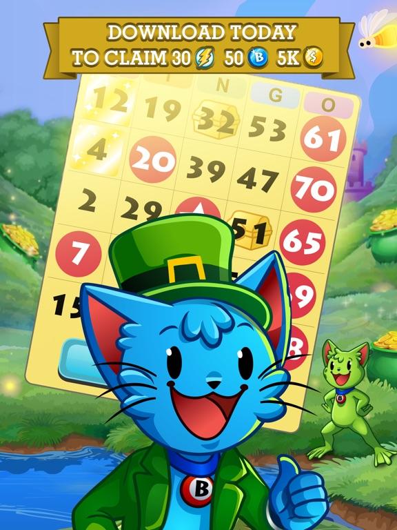 Bingo Blitz-Live Bingo & Slots iPad