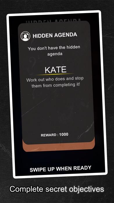 Screenshot of Hidden Agenda4