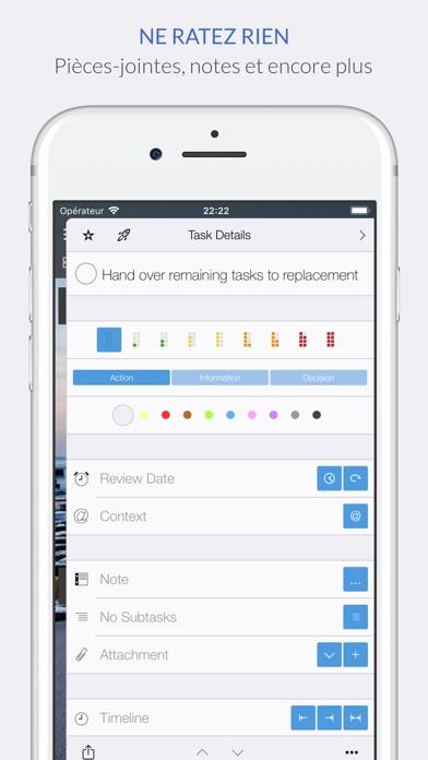 Organize:Pro - Task ManagerCapture d'écran de 3