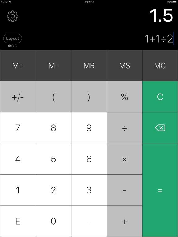 Calculator Pro Elite Screenshots