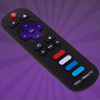 Remote for TCL Roku TV