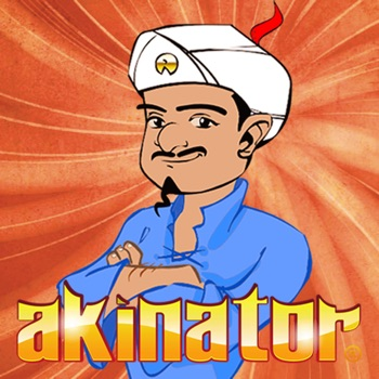 Akinator app for iphone