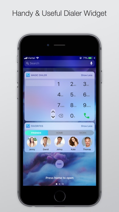 Magic Dialer Pro Screenshots