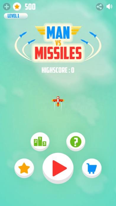 download Man Vs. Missiles apps 1