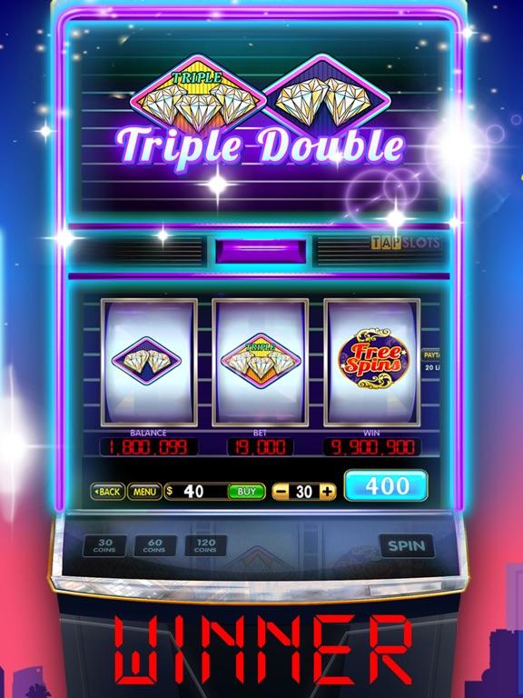 Slot machine kabinet penningen