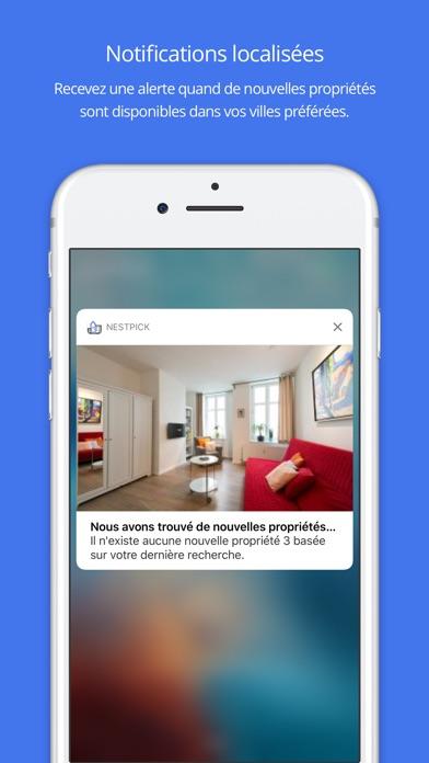 Nestpick »Appartements à louerCapture d'écran de 5