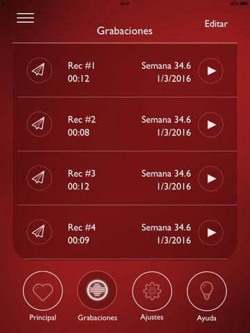 My Baby's Beat App screenshot 3