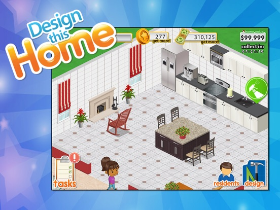 Screenshots of Design This Home for iPad