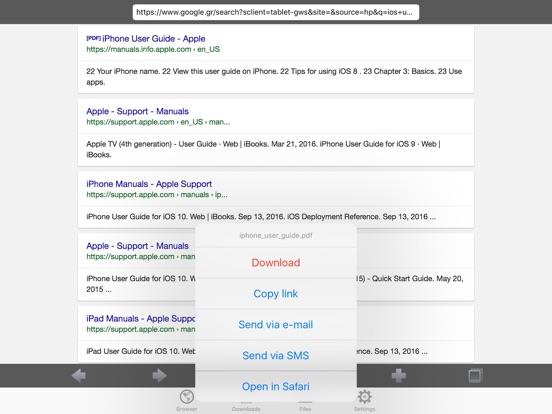 Documents - PDF & file manager Screenshots
