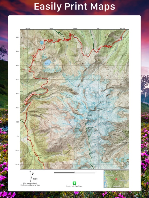 Topo Maps On The App Store - Sweden road map download