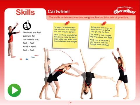 Head Over Heels About Gymnastics screenshot 2