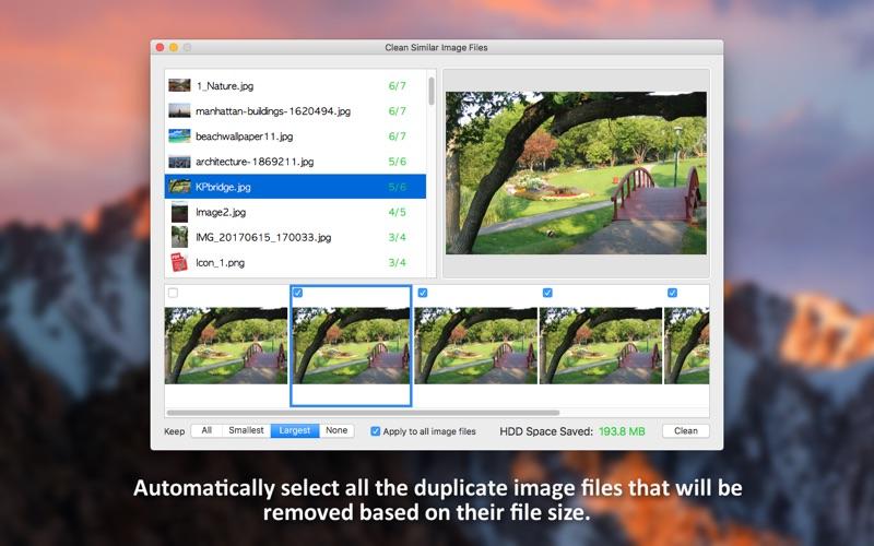 Image Cleaner - Fix Duplicates Screenshots