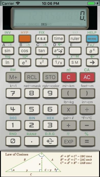 SciCalc82 Screenshots
